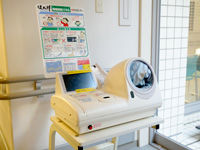 自動血圧測定器