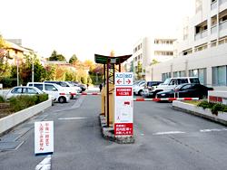 地上平面駐車場
