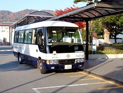 福祉バス停留所