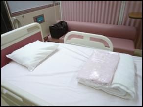 LDR(陣痛分娩一体型の部屋)