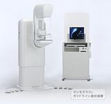 マンモグラフィ撮影装置