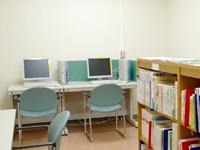 入院患者様用インターネットパソコン