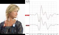 (図3: VEMP 耳石器機能検査)